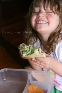 Healthy Avocado Yogurt Chicken Salad -  Family Fresh Meals