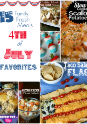 Easy Fourth of July Recipes