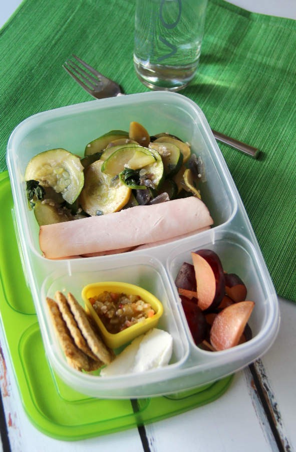 Adult lunch Ideas with Family Fresh Meals
