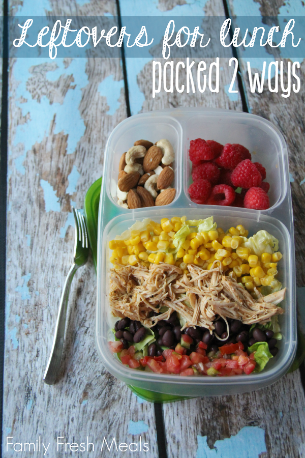 Family Fresh Meals -- Family Lunchbox Ideas