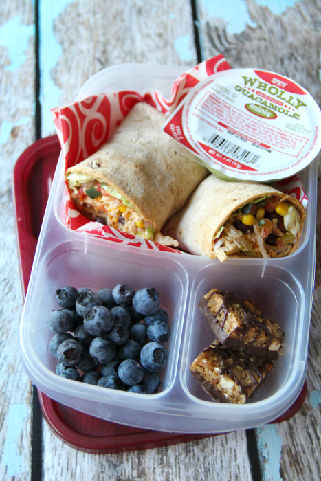 Family Lunchbox Ideas Week 3 - Adult leftovers for lunch