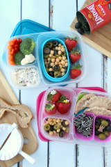 Ultimate Lunch box Mommy and Me lunchbox ideas - Family Fresh Meals