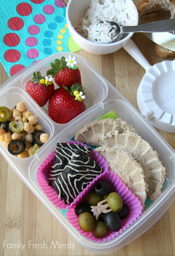 Ultimate Lunchbox School Lunch - Family Fresh Meals