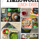 Fun and Easy Halloween Lunch Ideas