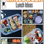 Fun Halloween Lunchbox Ideas for Kids