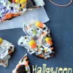 Halloween Bark – Fun Halloween Food