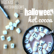Halloween Hot Cocoa