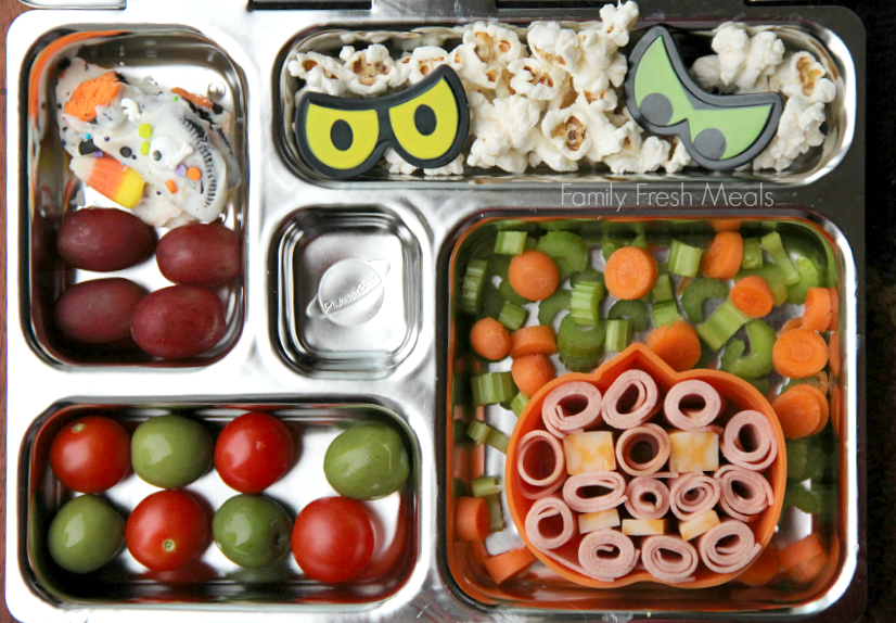 Fun and Easy Halloween Lunch Ideas - Family Fresh Meals