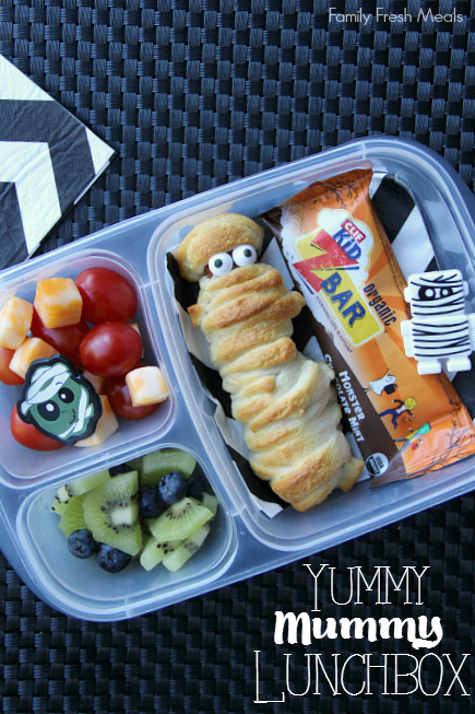 More Fun Halloween Lunchbox Ideas For Kids Mummy Lunch