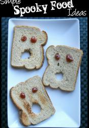 Simple Spooky Halloween Food Ideas