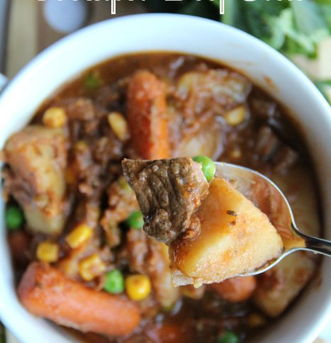 The Best Crockpot Beef Stew Family Fresh Meals