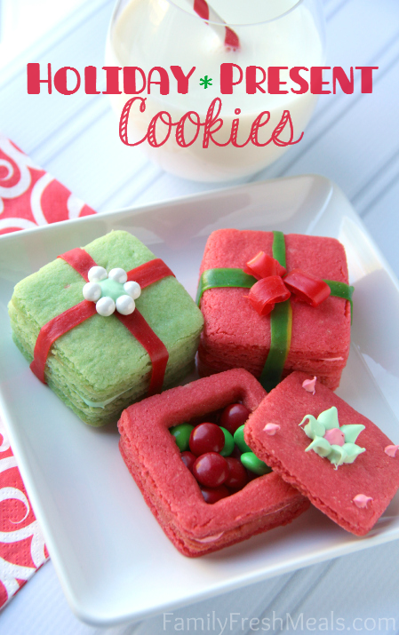 Crafty Holiday Cookies for Kids - FFM