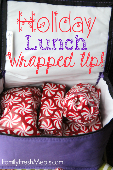 Fun and Easy Christmas Lunch -- Family Fresh Meals