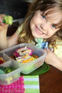 Holiday Lunchbox Ideas for the Family - FamilyFreshMeals.com