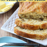Savory Sausage Cheese Breakfast Bread