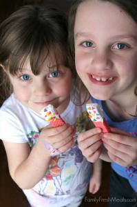 Easy Valentine's Day Cookies  - FamilyFreshMeals.com