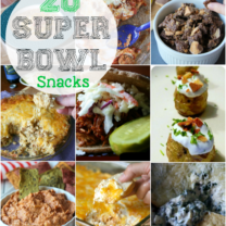 The Best Super Bowl Snacks