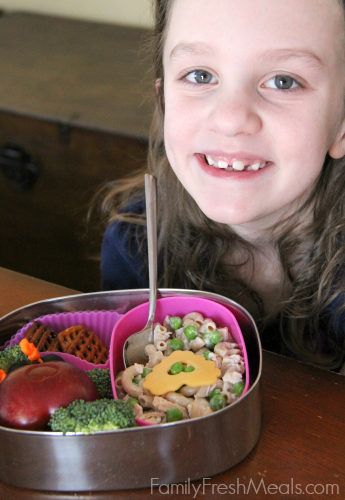 Valentine's day Lunchbox Ideas - Family Fresh Meals
