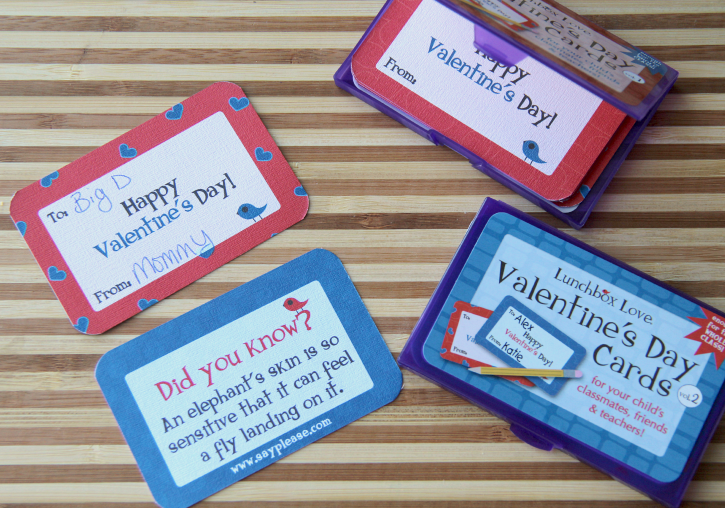 Valentine's day Lunchbox Ideas - Lunchbox Love for Kids Giveaway
