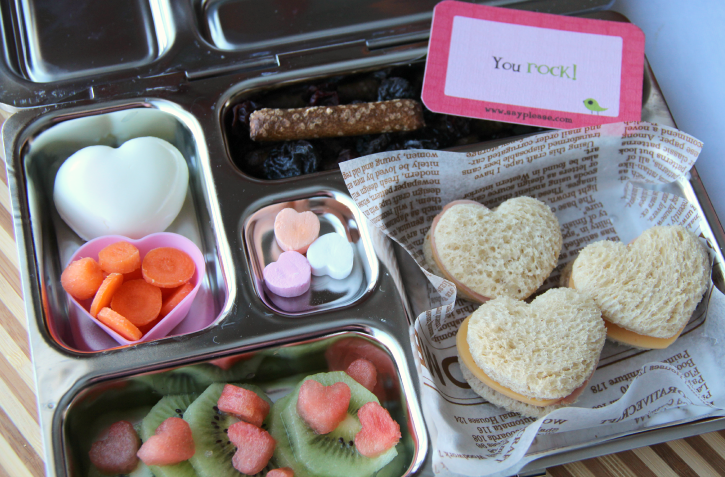 astonishing dinner ideas for valentines day at home. Valentine s day Lunchbox Ideas Mini Heart Shaped Sandwiches for the Family  Fresh Meals Astonishing Dinner For Valentines Day At Home Design Plan