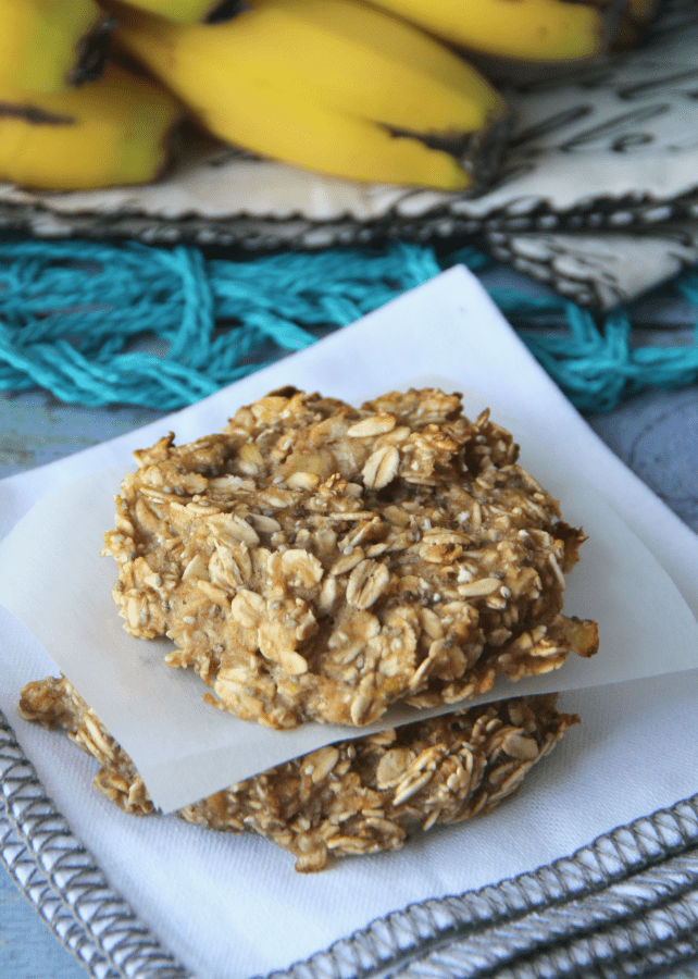 Healthy Breakfast Cookies Recipe- FamilyFreshMeals.com