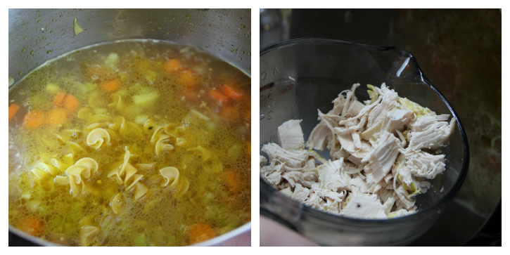 Homemade Chicken Noodle Soup - Step 5