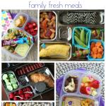 A Week of Lunchbox Ideas