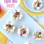 No Bake Easter Nest Treats