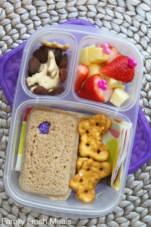 A Week of Lunchbox Ideas - FamilyFreshMeals.com