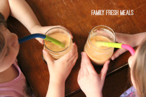 Family Fresh Meals - Sunburst Smoothie