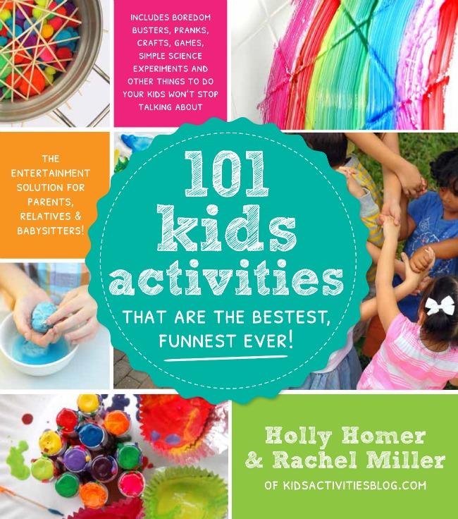 Kids Activities - Family Fresh Meals