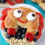 Cute Sandwich Idea for Summer