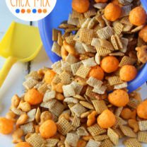 Summer Snack: Beach Ball Chex Mix
