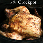 How to Roast a Whole Chicken in the Crockpot