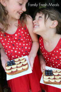 4th of July Breakfast - Family Fresh Meals -