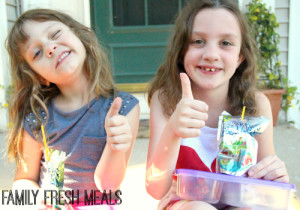 Back to school with Capri Sun - Family Fresh Meals