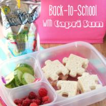 Back to School with Capri Sun