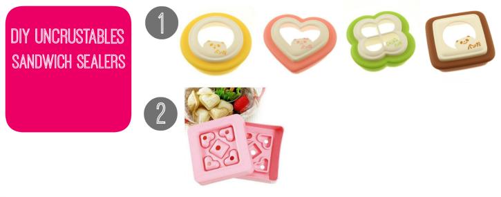 My Favorite Back to School Lunch Supplies - DIY Uncrustables - familyfreshmeals.com -