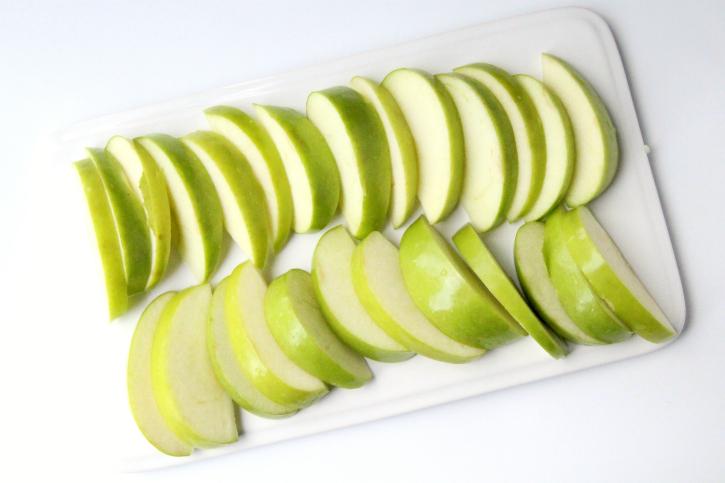 Caramel Apple Nachos - Step 4 - FamilyFreshMeals.com