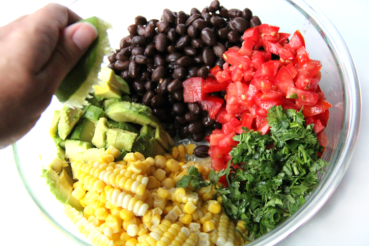Cowboy Caviar Recipe - Step 2 - FamilyFreshMeals
