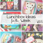 Rock The Lunchbox – School Lunchbox Ideas
