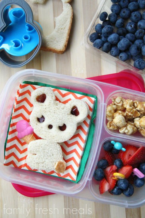Rock the Lunchbox - School Lunchbox Ideas - FamilyFreshMeals.com