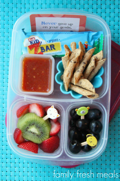 School Lunch Round Up Week 16 - Chips and Salsa - FamilyFreshMeals