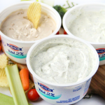 Easy Greek Yogurt Dips – 3 Ways!
