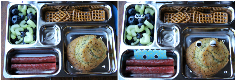 With just a few picks, lunch goes from boring to WOW!  - School and Work Lunchbox Ideas -week 17 - familyfreshmeals.com