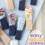 Easy Halloween Cookies