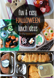 Fun Halloween Lunch Box Ideas – week 19
