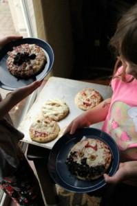 Fun Halloween Pizza ideas - familyfreshmeals.com