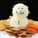 Holiday Ranch Cheese Ball