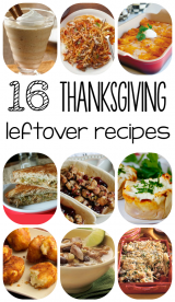 Thanksgiving leftover recipes - familyfreshmeals.com